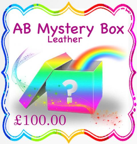 AB/DL /AB/Sissy Large Leather Items Mystery Box